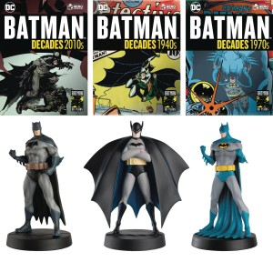 BATMAN DECADES COLLECTION 01 #1 ISSUE #1 #4 #8