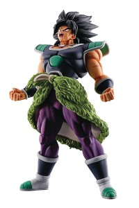 DRAGON BALL HISTORY OF RIVALS ANGRY BROLY ICHIBAN FIG