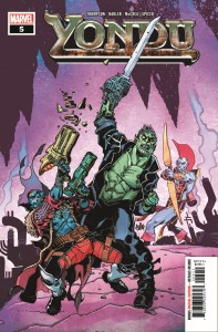 YONDU #5 (OF 5)