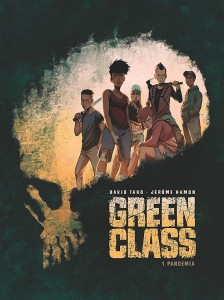 Green Class, tom 1 Pandemia