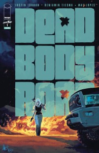 DEAD BODY ROAD BAD BLOOD #1 (OF 6)