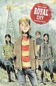 ROYAL CITY HC VOL 01 COMPLETE COLLECTION