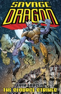 SAVAGE DRAGON SCOURGE STRIKES TP