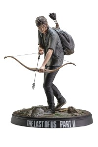 LAST OF US PART 2 ELLIE WITH BOW DLX FIGURE