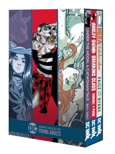 DC GRAPHIC NOVELS FOR YOUNG ADULTS BOX SET
