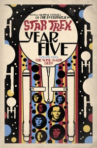 STAR TREK YEAR FIVE TP VOL 02 WINE-DARK DEEP