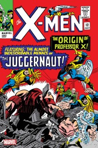 X-MEN #12 FACSIMILE EDITION