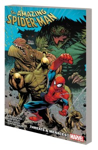 AMAZING SPIDER-MAN BY NICK SPENCER TP VOL 08 THREATS & MENACES