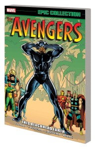 AVENGERS EPIC COLLECTION TP THIS BEACHHEAD EARTH