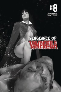 VENGEANCE OF VAMPIRELLA #8 CGC GRADED OLIVER VAR