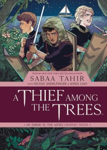 THIEF AMONG TREES EMBER ASHES ORIGINAL GN HC VOL 01