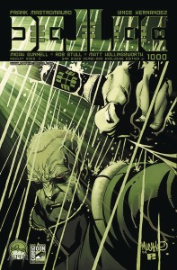 DELLEC VOL 1 #1 SDCC 2009 LTD VAR