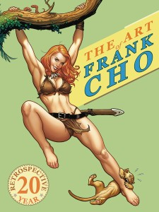 ART OF FRANK CHO HC
