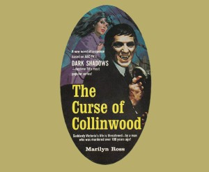 DARK SHADOWS PAPERBACK LIBRARY NOVEL 05 CURSE OF COLLINWOOD