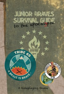 JUNIOR BRAVES SURVIVAL GUIDE APOCALYPSE RP GAME
