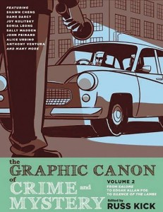 GRAPHIC CANON OF CRIME & MYSTERY TP VOL 02