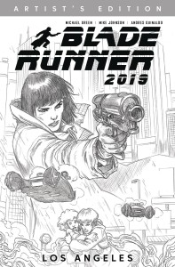 BLADE RUNNER 2019 HC VOL 01 ARTIST EDITION