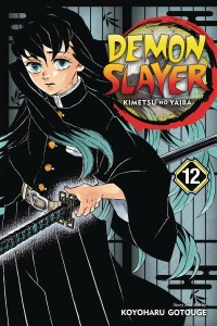 DEMON SLAYER KIMETSU NO YAIBA GN VOL 12