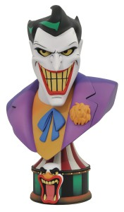 BATMAN TAS LEGENDS IN 3D JOKER 1/2 SCALE BUST