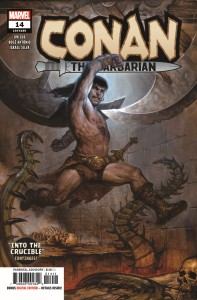 CONAN THE BARBARIAN #14