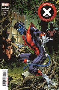 GIANT SIZE X-MEN #1 NIGHTCRAWLER