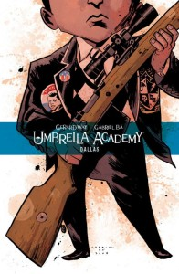 Umbrella Academy tom 2 Dallas