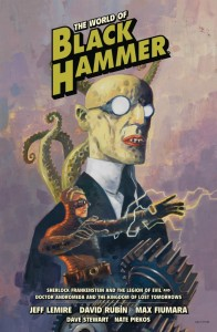 WORLD OF BLACK HAMMER LIBRARY ED HC