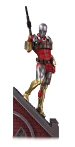 BATMAN ROGUES GALLERY MULTI PART STATUE DEADSHOT
