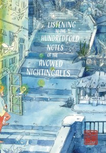 NOTES O/T AVOWED NIGHTINGALES WALLED CITY 03 TRILOGY