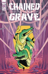 CHAINED TO THE GRAVE #2 (OF 5) CVR A SHERRON