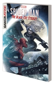 MARVELS SPIDER-MAN TP BLACK CAT STRIKES