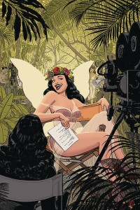 BETTIE PAGE #1 KANO LTD VIRGIN VAR