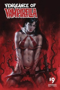 VENGEANCE OF VAMPIRELLA #9 CVR A PARRILLO