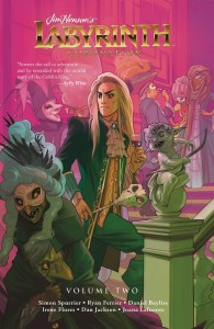 JIM HENSON LABYRINTH CORONATION TP VOL 02