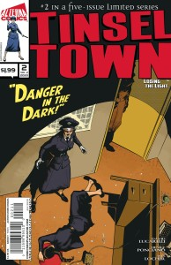 TINSELTOWN LOSING THE LIGHT #2 (OF 5)