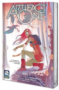 ARTIFACT ONE TP VOL 01