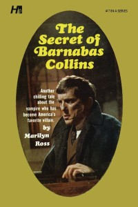 DARK SHADOWS PAPERBACK LIBRARY NOVEL 07 SECRET OF BARNABAS COLLINS