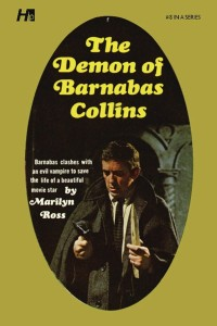 DARK SHADOWS PAPERBACK LIBRARY NOVEL 08 DEMON OF BARNABAS COLLINS