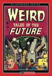 PS ARTBOOKS WEIRD TALES OF FUTURE SOFTEE 01