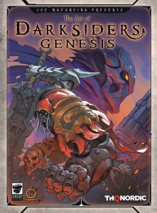 ART OF DARKSIDERS GENESIS HC