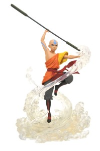 AVATAR GALLERY AANG PVC STATUE
