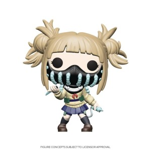 POP ANIMATION MHA HIMIKO TOGA W/FACE COVER VIN FIG