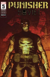 PUNISHER SOVIET #5 (OF 6) GIANGIORDANO VAR