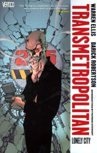 TRANSMETROPOLITAN TP VOL 05 LONELY CITY NEW EDITION