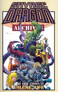 SAVAGE DRAGON ARCHIVES TP VOL 02