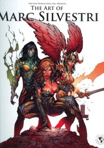 ART OF MARC SILVESTRI SC