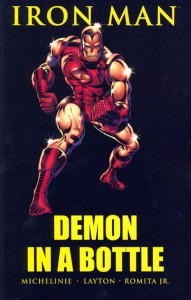 IRON MAN DEMON IN A BOTTLE TP