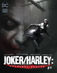 JOKER HARLEY CRIMINAL SANITY #4 (OF 9)