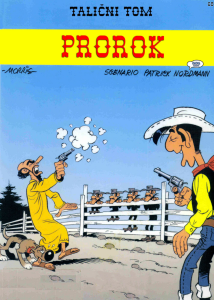 Lucky Luke Tom 68 Prorok