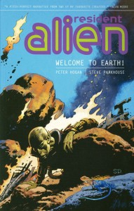RESIDENT ALIEN WELCOME TO EARTH TP VOL 01